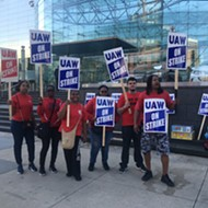 UAW workers demand to regain concessions as part of largest GM strike in more than a decade