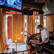Blake Baxter returns to Detroit's Urban Bean Co. for a DJ set — the former home of his record store