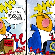 Trump's listening tour