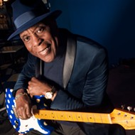 Blues legends Buddy Guy and Jimmie Vaughan head to Flint's Capitol Theatre