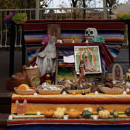 Detroit Day of the Dead ofrenda honors those who died in ICE custody