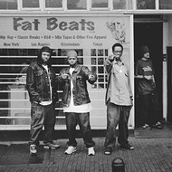 The Detroit roots of hip-hop label Fat Beats run deep