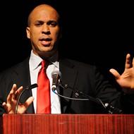 Sen. Booker smokes Biden over old-fashioned position on marijuana
