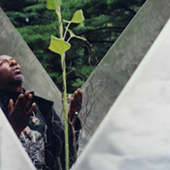 In bloom — flower whisperer Anthony Ward heads to Detroit's Armageddon Beach Party and Tangent Gallery