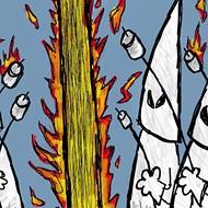 Toasty racist symbols
