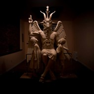 The Satanic Temple to unveil 'Baphomet' monument in Detroit