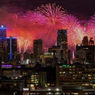 UPDATE: Detroit fireworks set to begin at 9:06 p.m. tonight