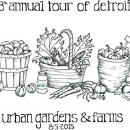 Keep Growing Detroit's tour of urban gardens and farms coming up Aug 5
