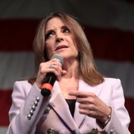 Marianne Williamson, Michigan's gift to the 2020 presidential race, just dropped out