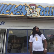 Rapper Icewear Vezzo makes good in neighborhood, opens Chicken Talk