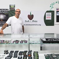 Seeds & Strains Novelty Seed Shop caters to marijuana growers