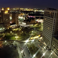 Watch this time-lapse video of downtown Detroit