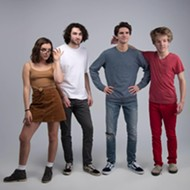 Rochester indie-rock outfit the Doozers to play at the Loving Touch with Who Boy, Mover Shaker, and more