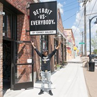 The story behind those ubiquitous Detroit vs. Everybody T-shirts