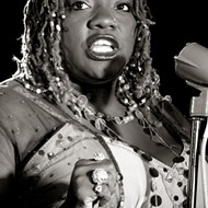 'Blues Girls of Summer and The Crowning of Thornetta Davis' this Sunday at Hastings Street Ballroom