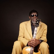 James 'Blood' Ulmer returns for the Detroit Jazz Festival
