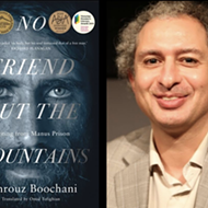 Translator of 'No Friend but the Mountains' to visit Detroit's Pages Bookshop