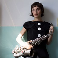 New York-based sonic architect Lea Bertucci to perform at Detroit's Trinopsophes