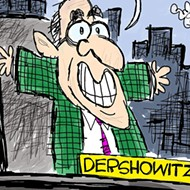 Trump's Dershowitz defense