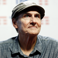 James Taylor will perform with Jackson Browne at DTE Energy Theatre this summer