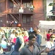 Scenes from 1992's Dally in the Alley