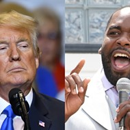 Would setting Kilpatrick free help or hurt Trump in Michigan?