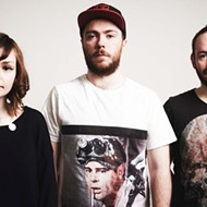 Chvrches play the Masonic on Thu., Oct. 8