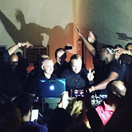 Kraftwerk join Detroit techno DJs behind the boards at MOCAD afterparty