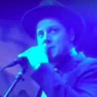 Watch: Jack White toasts Third Man Records Cass Corridor