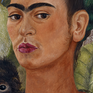Frida Kahlo and Salvador Dalí make things weird at DIA