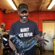 Local cobbler hopes to save some soles this Christmas