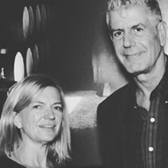 Anthony Bourdain gives rare endorsement to Salt & Cedar letterpress studio
