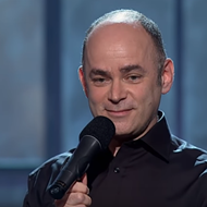 Gleefully goalless deadpan comic Todd Barry heads to the Magic Bag in Ferndale