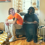 Detroit duo Cousin Mouth gears up to support Tyler, the Creator fave Slow Hollows at Deluxx Fluxx