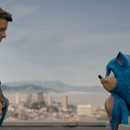 'Sonic the Hedgehog' can't outrun itself
