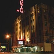 Music Hall benefit concert announced featuring Chaka Khan