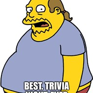 Woo Woo! Test your Simpsons knowledge tonight at Park Bar
