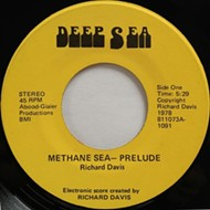"Obscure techno classic ""Methane Sea"" by Cybotron co-founder Richard Davis finally reissued this month"