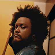 Jazz angel Kamasi Washington will perform at Detroit's St. Andrew's Hall and we are not worthy