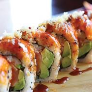 Feng Taste offers designer sushi at a value