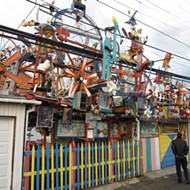 Hamtramck Disneyland is for sale