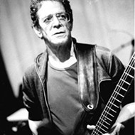 Time is running out to catch the Lou Reed installation at Cranbrook