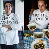 Chef Norman Fenton to throw one last dinner party before heading to Chicago