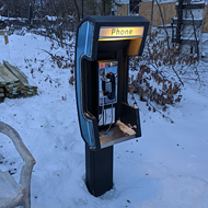 A second free payphone is coming to Detroit