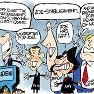 Hard Ballin' for Biden