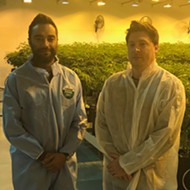 Adventures in biosecurity at C3 Industries, a high-tech marijuana growing facility