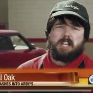 Update: the weird Arby's worker vid has been remixed