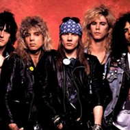 Updated: Guns N' Roses to play Ford Field in June!
