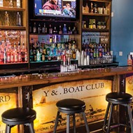 Wyandotte bar is in ship-shape