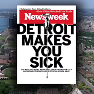 Newsweek cover story zeroes in on River Rouge pollution